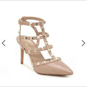 Mix no 6 rockstud heels size 9